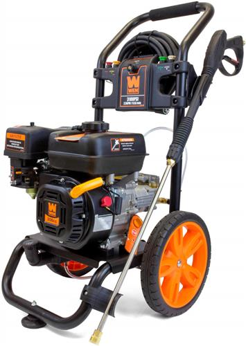 Air Powered Pressure Washers