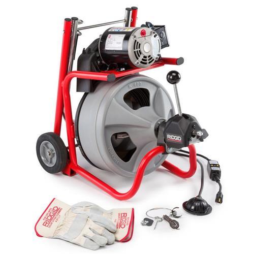 Drain Cleaning Equipment
