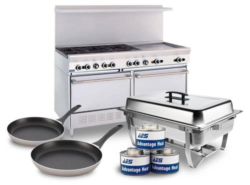 Food Service Equipment & Supplies