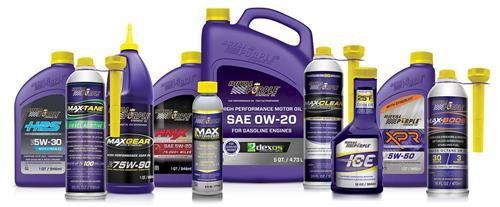 Oils, Fluids, Additives & Chemicals