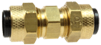 Unions Poly Tube Compression Fittings