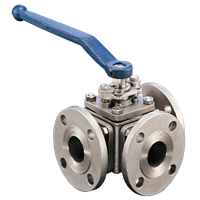 30 Series Manual Ball Valve