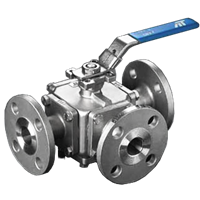 33 Series Manual Ball Valve