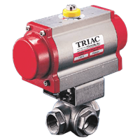 38 Series Automated Ball Valve
