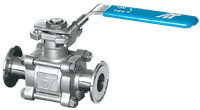 77 Series Manual Ball Valve