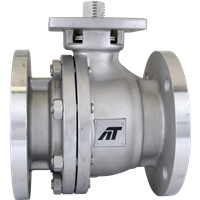 D9 Series Automated Ball Valve