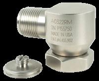 A0322RM Swivel Base Accelerometer