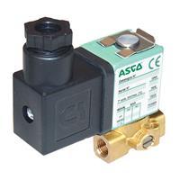ASCO 256 Series Compact Solenoid Valves