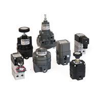 ASCO Numatics 80 Series Pressure Regulators