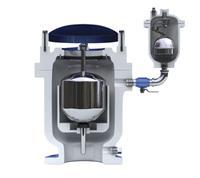 APCO Dual Body Combination Air Valves (AVD)