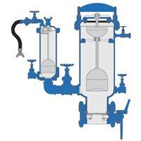 APCO Dual Body Sewage Combination Air Valves (ASD)