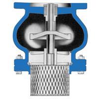 APCO Full Flow Foot Valves (FFF)