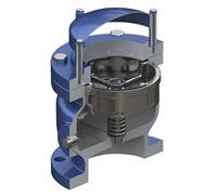 APCO Vacuum Relief/Air Inlet Valves (AVR)