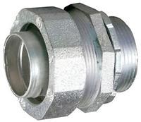 Appleton™ Aluminum Liquidtight ST™ Series Connectors with Plain Throat