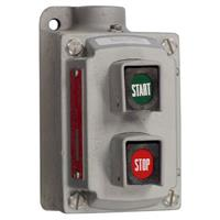 Appleton™ Contender™ Series Factory Sealed Control Stations and Pilot Lights