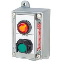 Appleton™ Division 2 Contender™ Series Control Stations and Pilot Lights