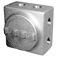 Appleton™ GRSS Conduit Outlet Boxes with Multiple Hubs