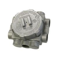 Appleton™ GRUJ Conduit Outlet Boxes with Multiple Hubs