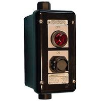 Appleton™ UniCode™ Series Factory Sealed Control Stations and Pilot Lights