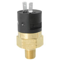 Series CSP Compact Pressure Switch
