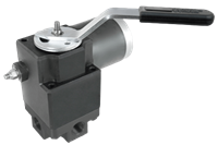 Series III-L Actuated Heavy-Duty Valve