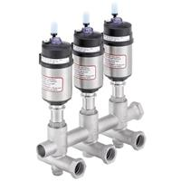 Type 8840 Modular Process Valve Cluster Distribution & Collecting