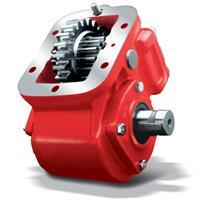 Mechanical Shift 6-Bolt Power Take-Off (PTO) - 221 Series