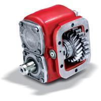 Mechanical Shift 6-Bolt Power Take-Off (PTO) - 352 Series