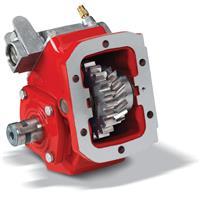 Mechanical Shift 6-Bolt Power Take-Off (PTO) - 660 Series