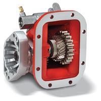 Mechanical Shift 8-Bolt Power Take-Off (PTO) - 489 Series