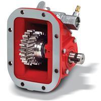 Mechanical Shift 8-Bolt Power Take-Off (PTO) - 680 Series