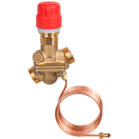 AB-PM Combined Automatic Balancing Valve