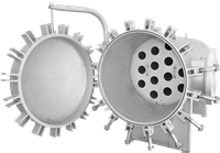 Parmax Multi - Cartridge Filter Vessels