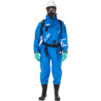 CPS 7800 Gas Tight Suit