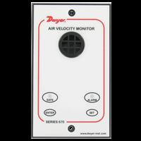 Model 670 Fume Hood Monitor
