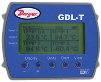 Model GDL Graphical Display Data Logger