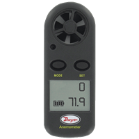 Model MW-1 Pocket Wind Meter