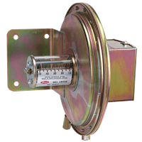 Series 1640 Floating Contact Pressure Switch