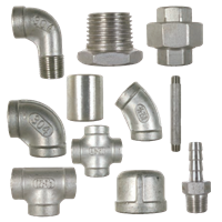 Series A-2000 Stainless Steel Fitting