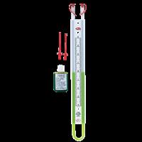 Series 1221/1222/1223 Flex-Tube U-Tube Manometer