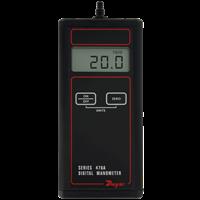Series 476A Single Pressure & Series 478A Digital Manometer