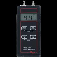 Series 477AV Handheld Digital Manometer