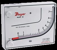 Series Mark II Molded Plastic Air Velocity Meter