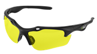 GS003 Safety Glass with Yellow Lens