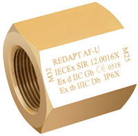 AFU Series Female to Female (Exde) Adaptor