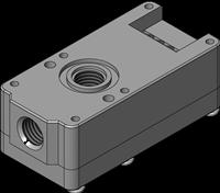 EDCO Chip Vacuum Pumps 'A' Base