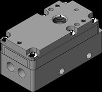 EDCO Chip Vacuum Pumps 'D' Base