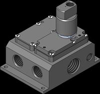 EDCO Chip Vacuum Pumps 'K' Base