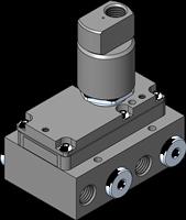 EDCO Chip Vacuum Pumps 'M' Base