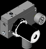EDCO Classic Vacuum Pumps Integrated Filter
